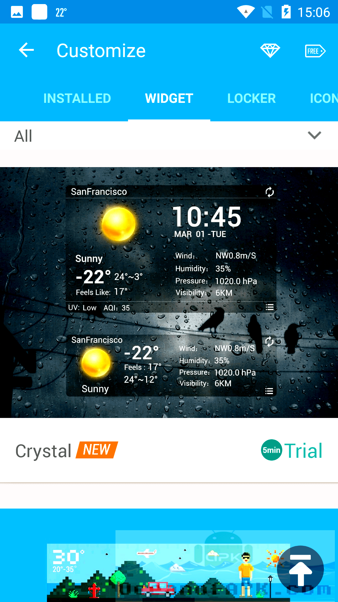 Amber Weather Local Forecast Full APK Download Free