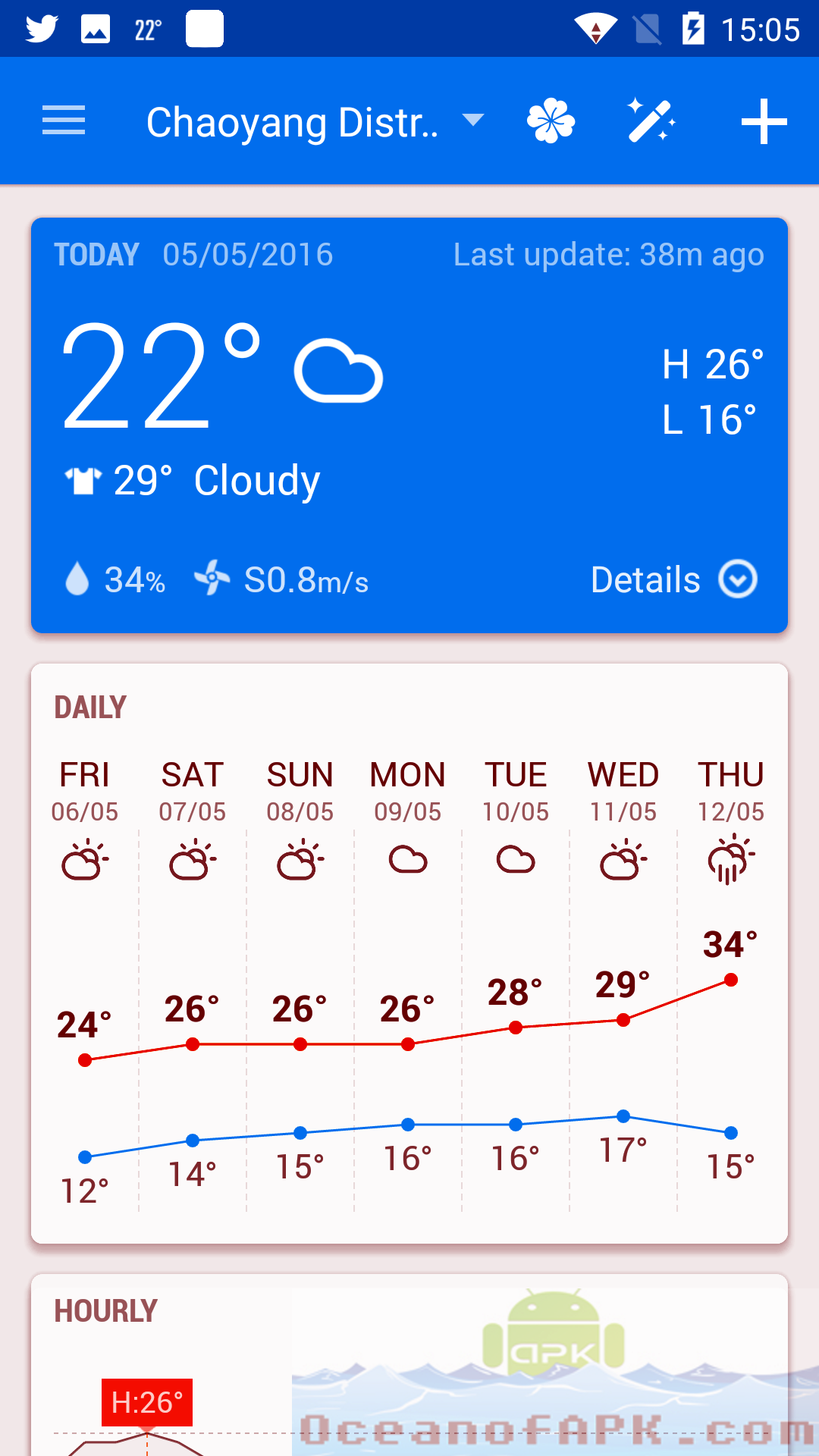 Amber Weather Local Forecast Full APK Setup Free Download