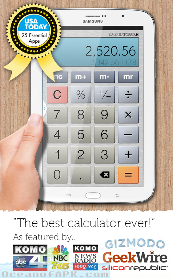 Calculator Plus APK Download For Free