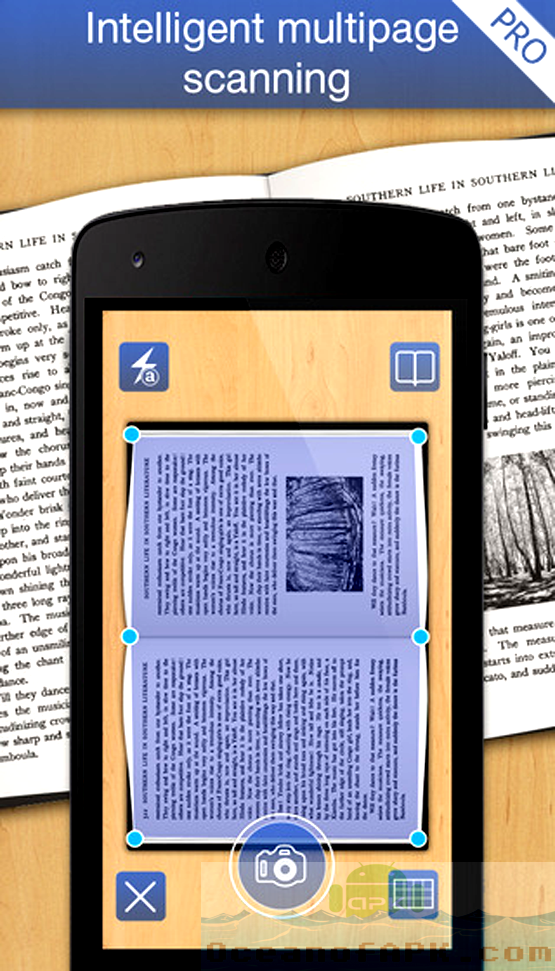 Camera To PDF Scanner Pro APK Features