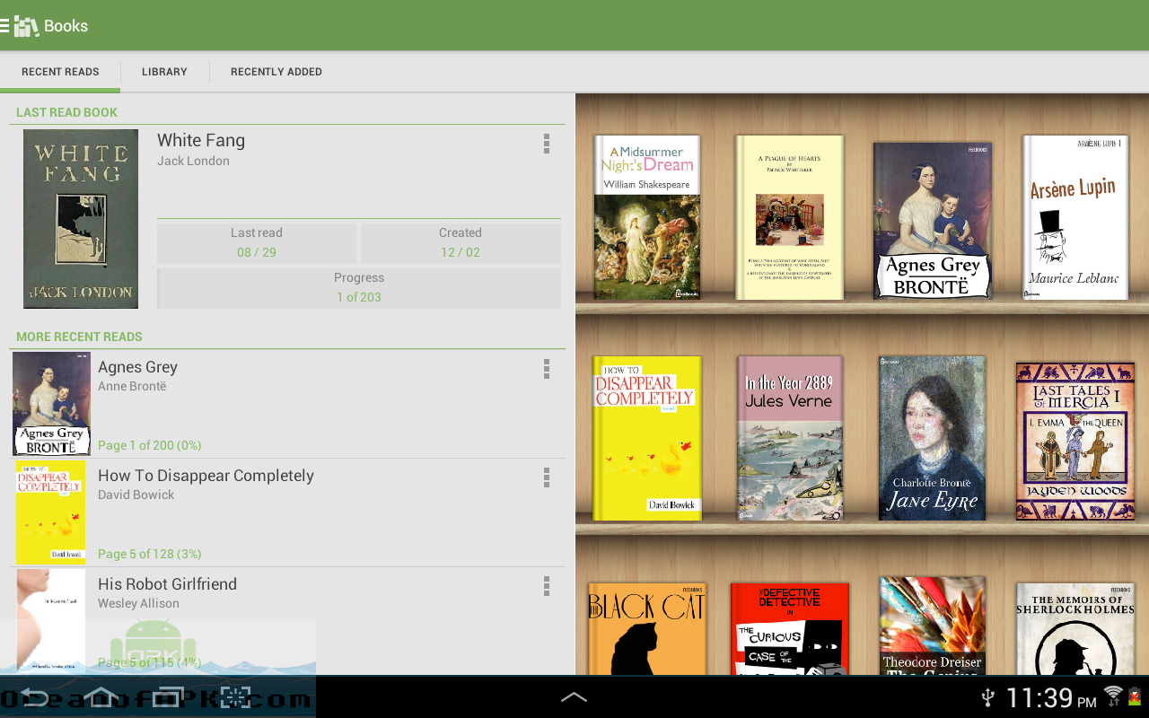 Aldiko book reader 3. 0. 51 download for android apk free.