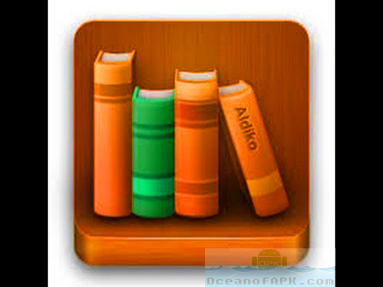 Aldiko apk ebook reader review and free download.
