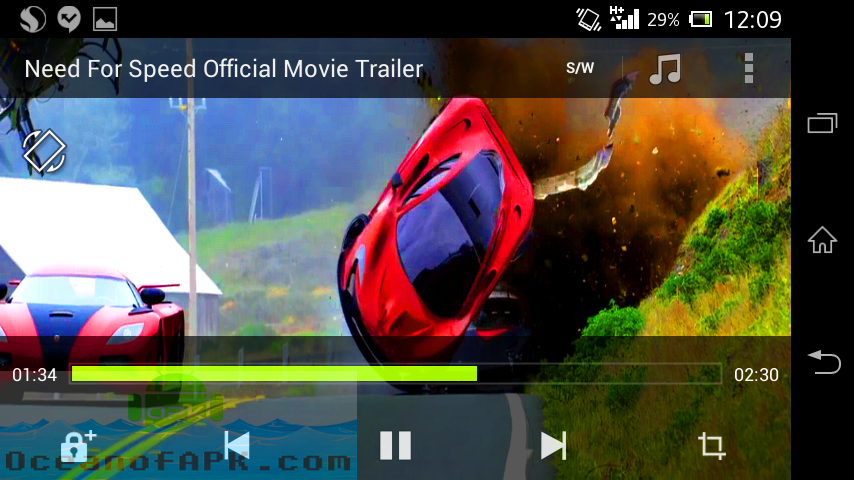 mx player pro android 4.0