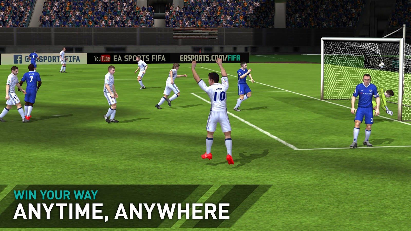 FIFA Mobile Soccer 2017 APK Free Download