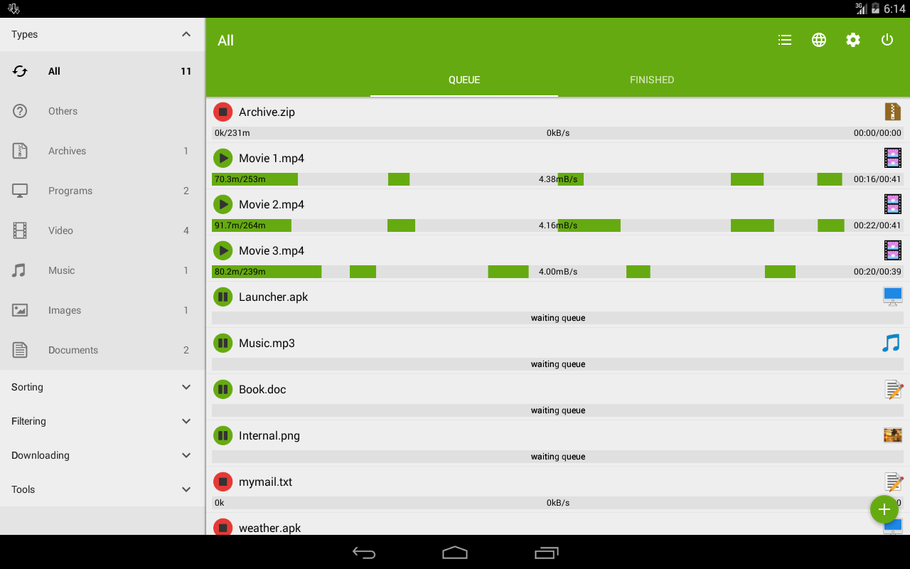 Advanced Download Manager Pro APK Free Download