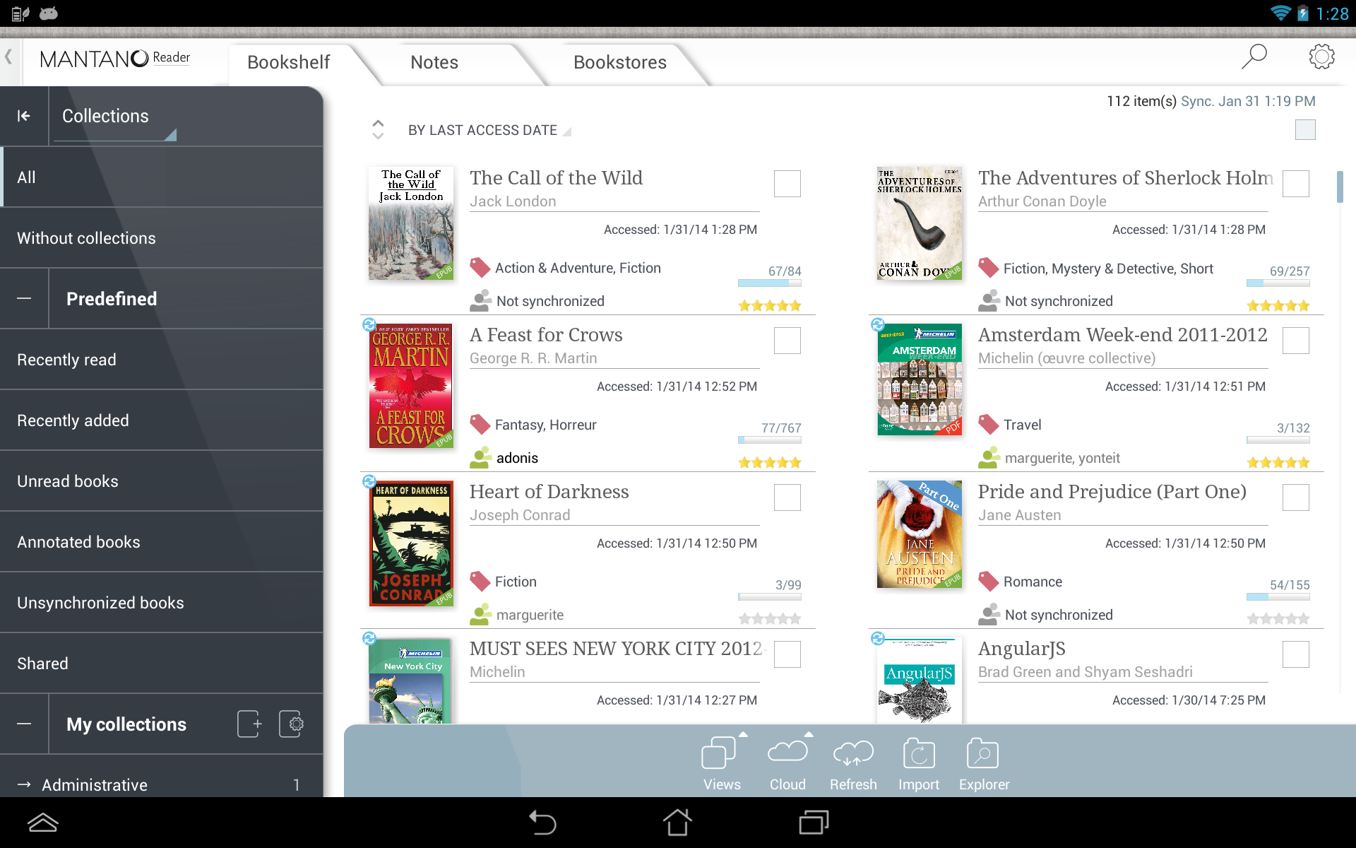 Bookari - Mantano Ebook Reader Premium APK Download Free