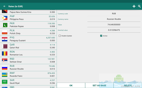 Currency Converter Plus APK Download For Free