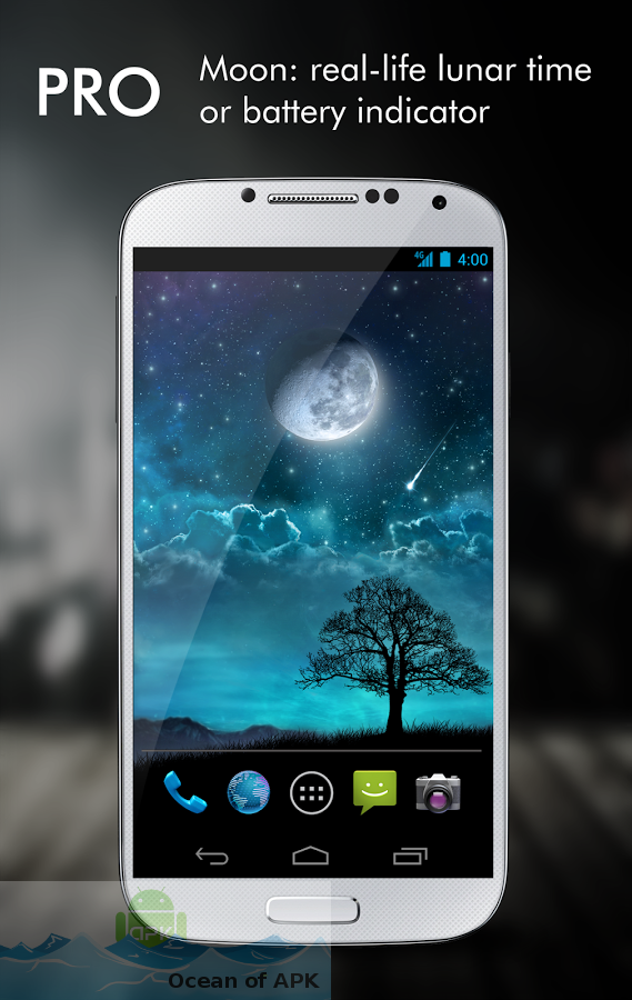Dream Night Pro Live Wallpaper APK Download For Free