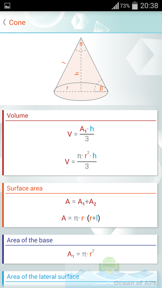 Geometry Solver Pro APK Features