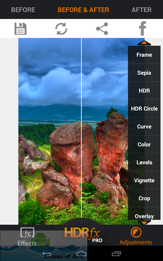 HDR FX Photo Editor Pro APK Setup Free Download