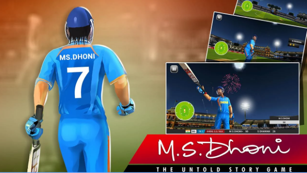 ms-dhoni-the-untold-story-game-mod-apk-features