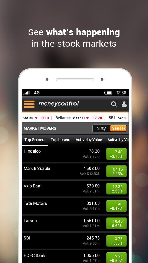 Moneycontrol Ads APK Features