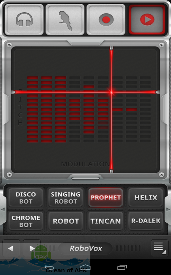 RoboVox – Voice Changer Pro APK Setup Free Download