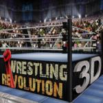 Wrestling Revolution 3D Unlocked APK Free Download