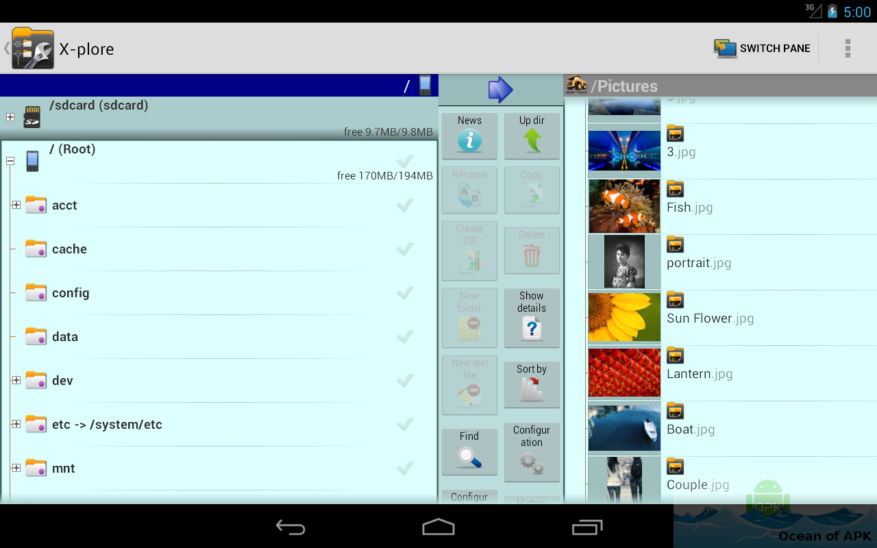 X-plore File Manager APK Download For Free