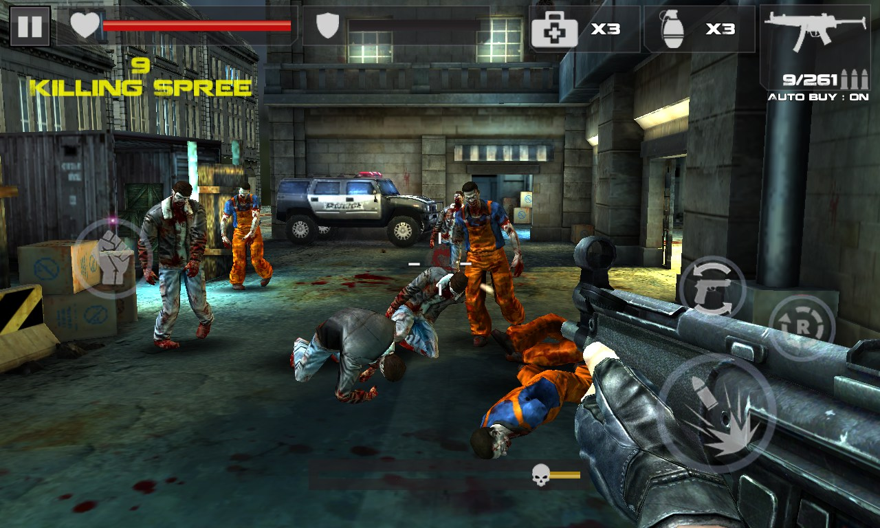Download Dead Target Mod Apk-Unlimited[Coins/Powers/Mods]