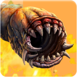 Death Worm Unlocked APK Free Download