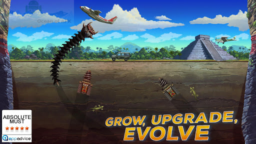 Death Worm Unlocked APK Setup Free Download