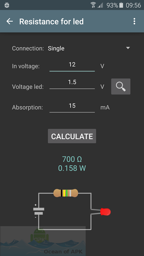 Electrical calculations PRO Download For Free