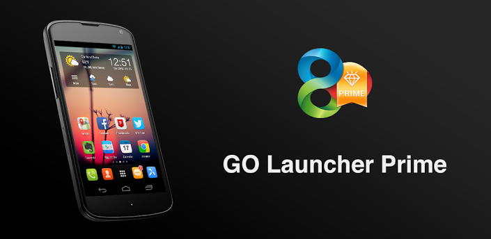 GO Launcher Prime VIP Themes APK Download Free