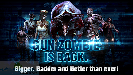 GUN ZOMBIE 2 Mod APK Setup Free Download