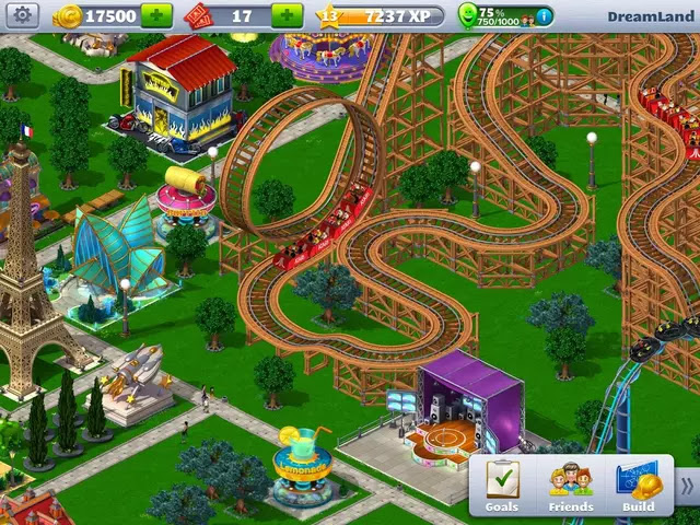 RollerCoaster Tycoon APK Setup Free Download