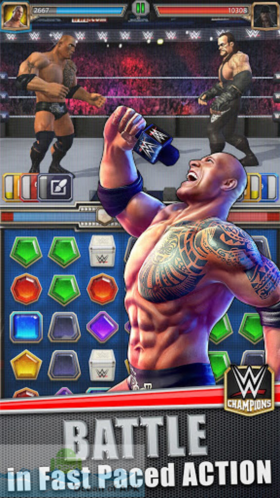WWE Champions Mod APK Features