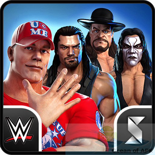 WWE Champions Mod APK Free Download