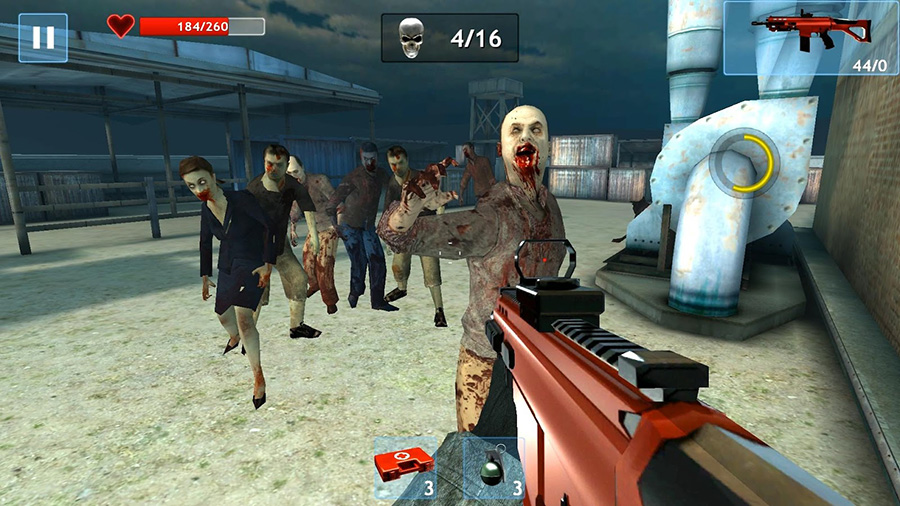 Zombie Objective Mod APK Download