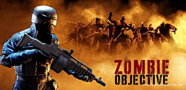 Zombie Objective Mod APK Free Download