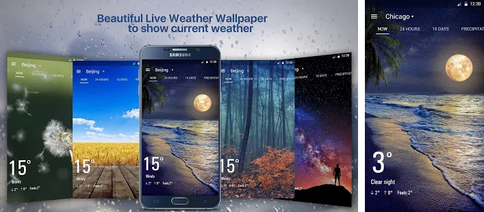 Amber Weather Lite APK