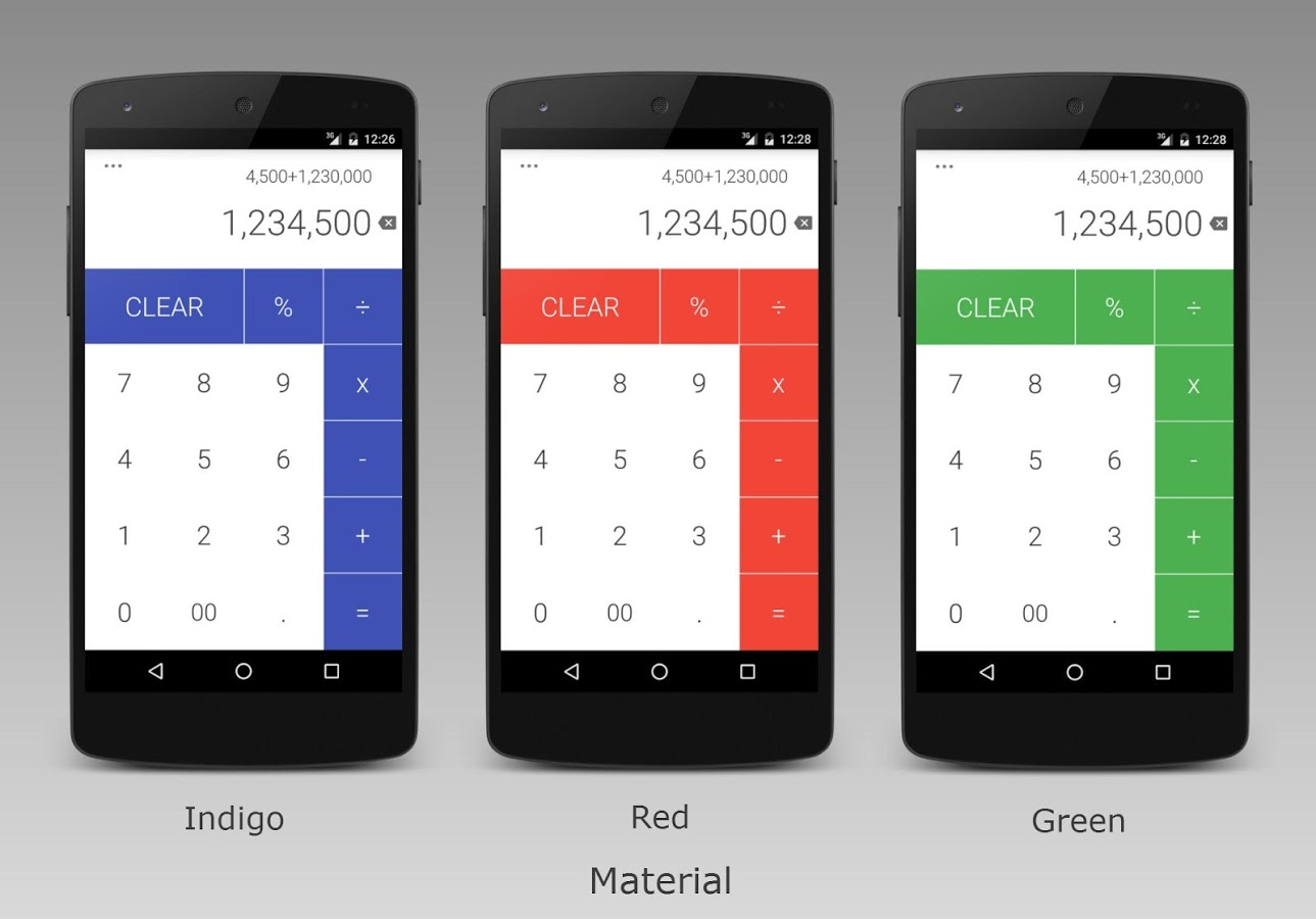 Calculator Simple and Stylish v1.8.0 APK Download Free
