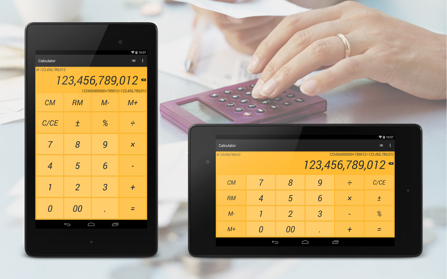 download free calculator for android