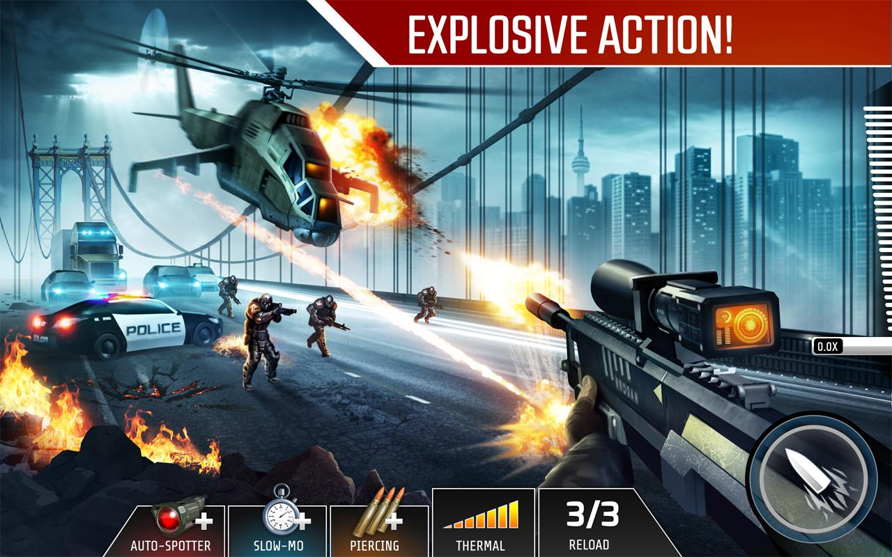 Kill Shot Bravo Mod APK unlimited Ammo