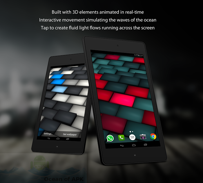 Lumi Live Wallpaper Deluxe APK Setup Free Download