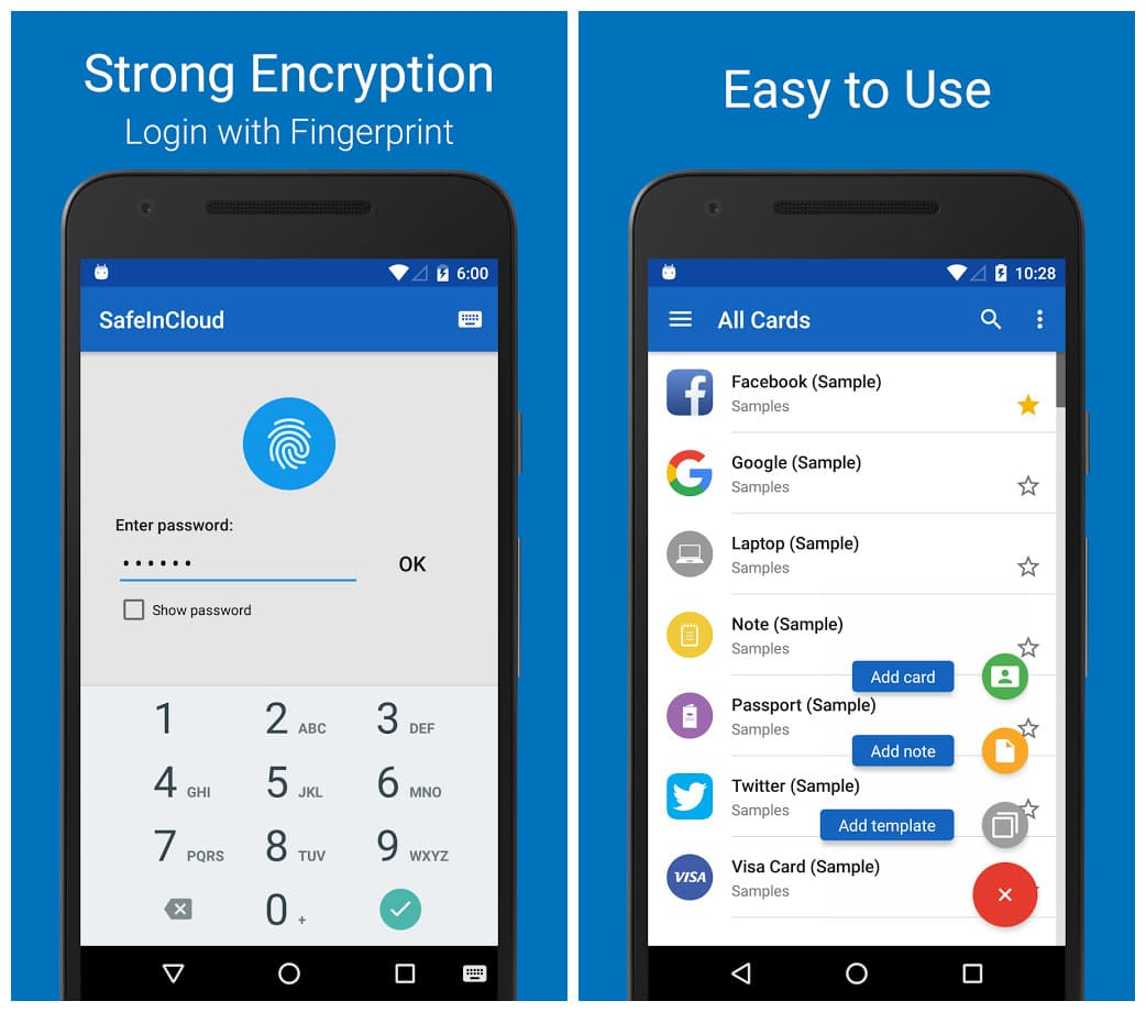 Password Manager APK Download free