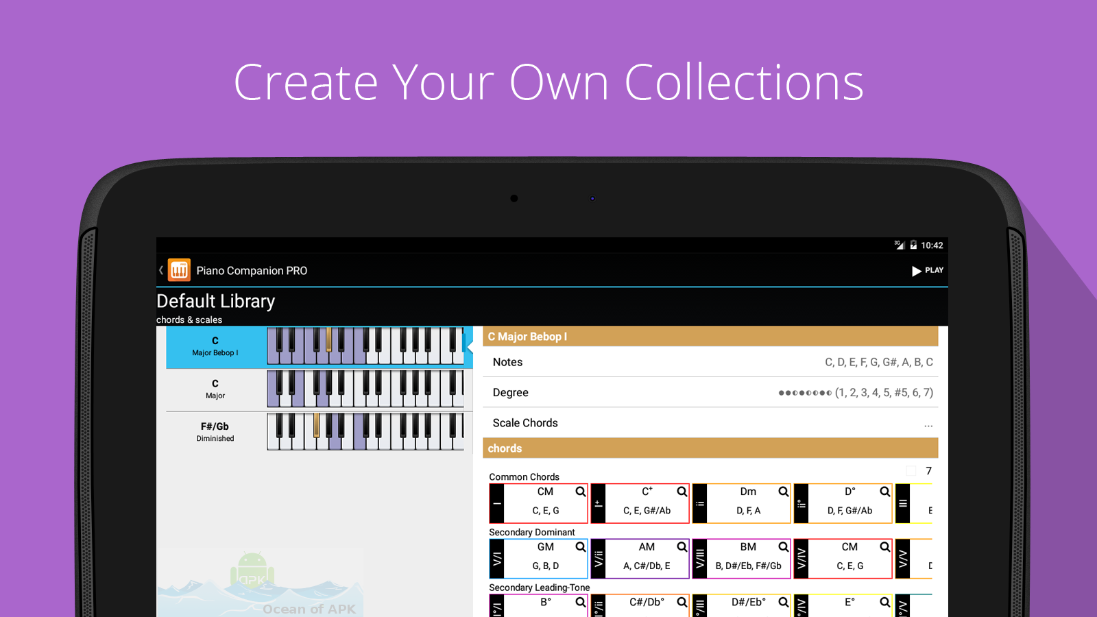Piano Companion PRO chords Download For Free