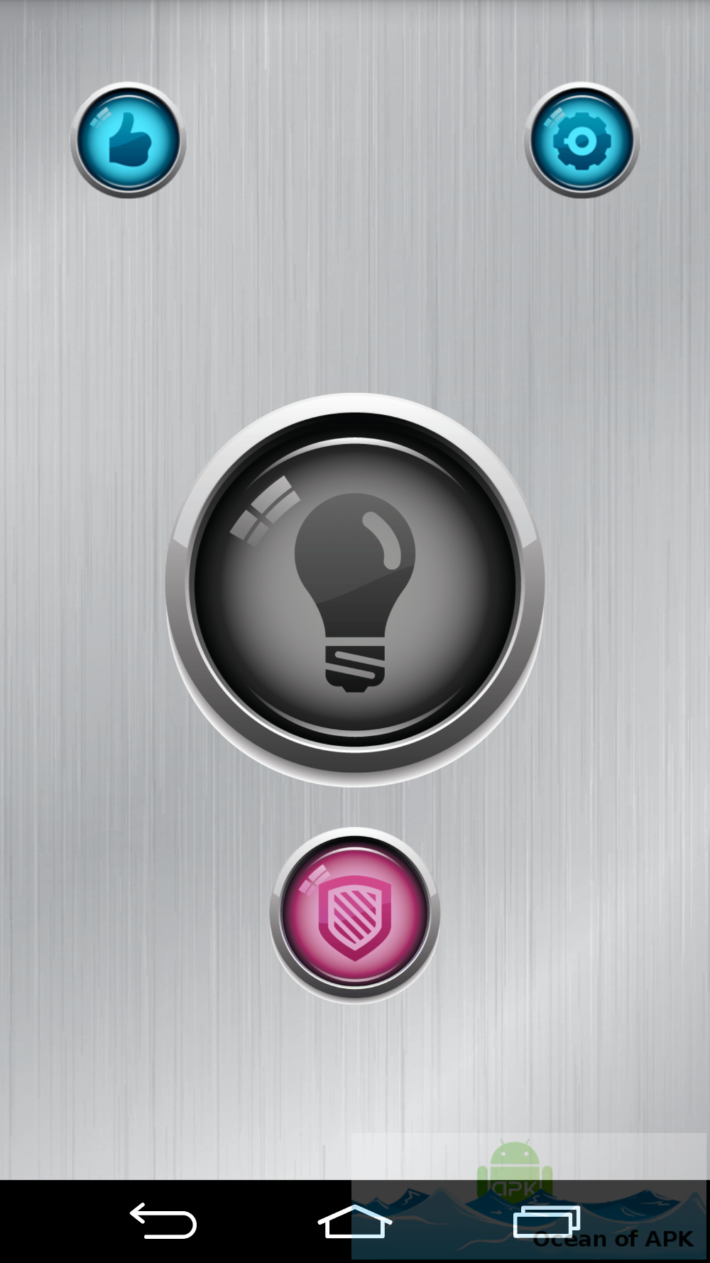 Power Button FlashLight Torch v3.0 build 65 Download For Free