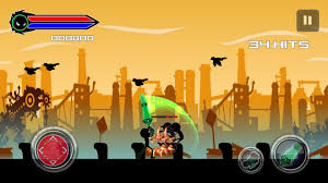 Stickman Legends Mod APK Mod money