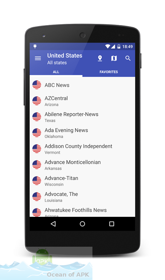 World Newspapers PRO v3.2.2 Download For Free