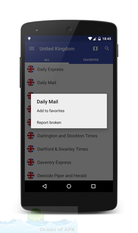World Newspapers PRO v3.2.2 Features