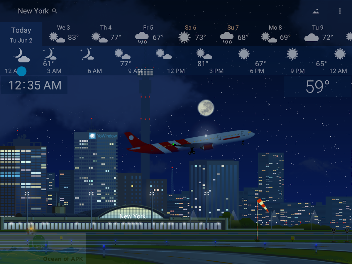 YoWindow Weather v1.32.4 Download For Free