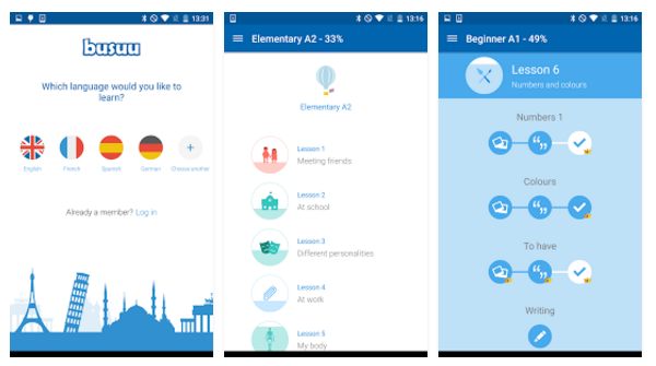 Busuu - Easy Language Learning APK Free