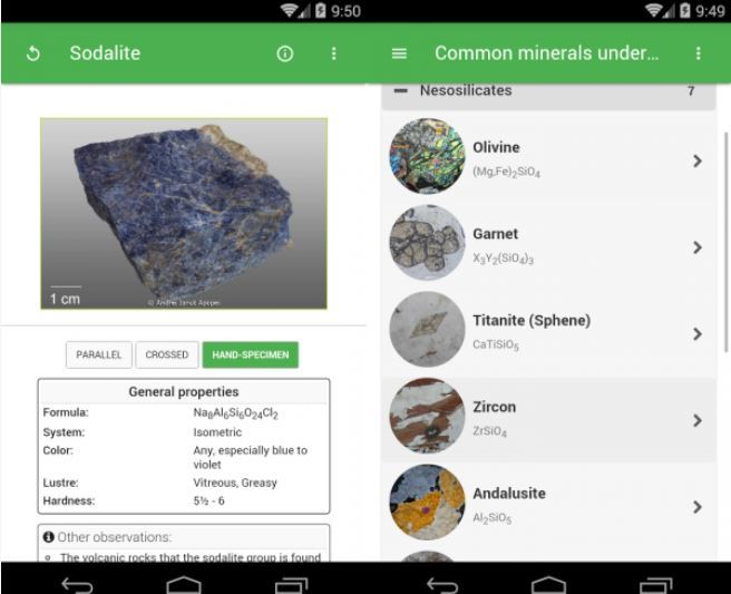 Geology toolkit premium apk free download urtaz Choice Image