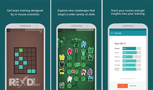 Lumosity - Brain Training APK Setup