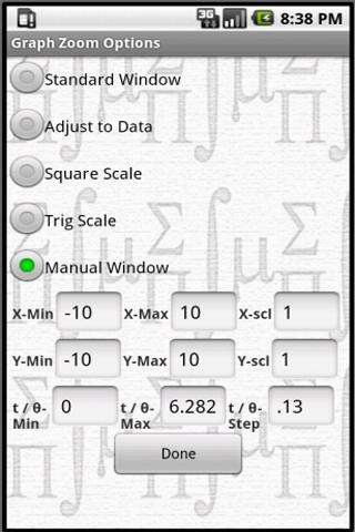 MathPac - Graphing Calculator APK Free Download Setup