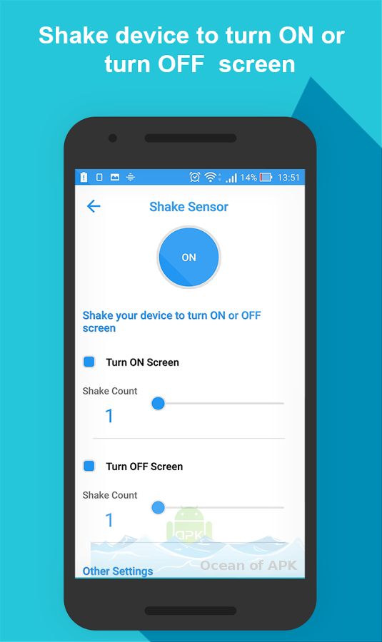 Smart Screen On Off Pro v3.8.6 APK Features