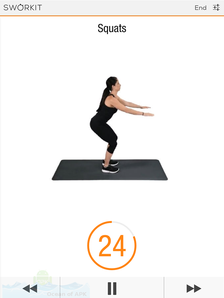 Sworkit Personalized Workouts v7.2.02 Download For Free