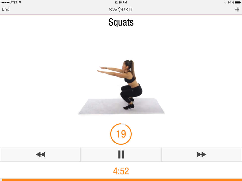 Sworkit Personalized Workouts v7.2.02 Features
