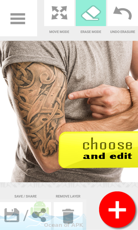 Tattoo my Photo 2.0 v2.72 Pro Features